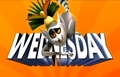 Wednesday - king-julien photo
