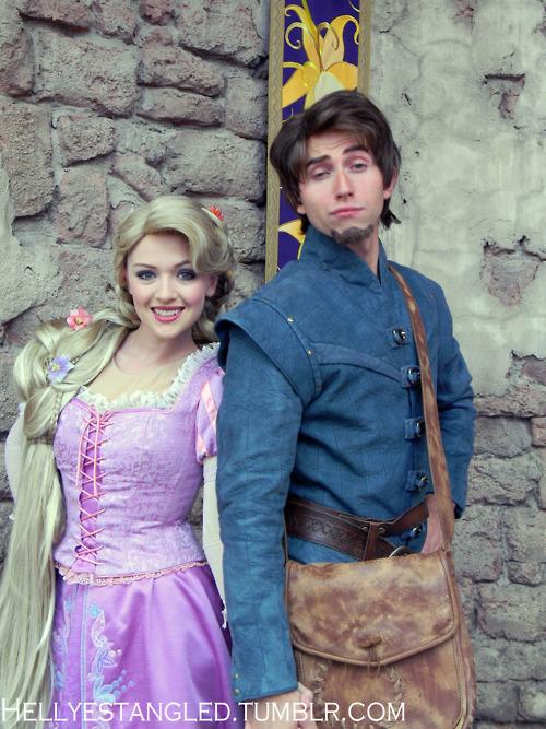 Princess Winter Rapunzel