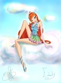 Winx Club Bloom Enchantix Art