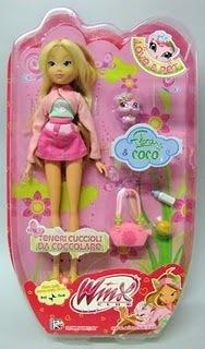Winx dolls پیپر وال entitled Winx Love&Pet