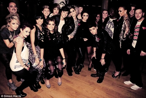 X Factor 2010 Contestants (100% Real) :) x