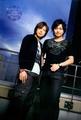 Yuuichi and Hiroshi