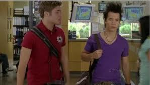 Zane at Degrassi