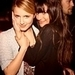 achele - lea-michele-and-dianna-agron icon