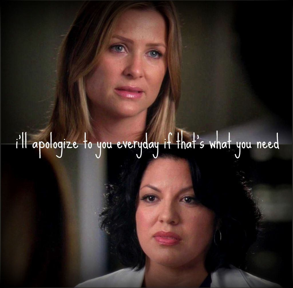 callie and arizona <3