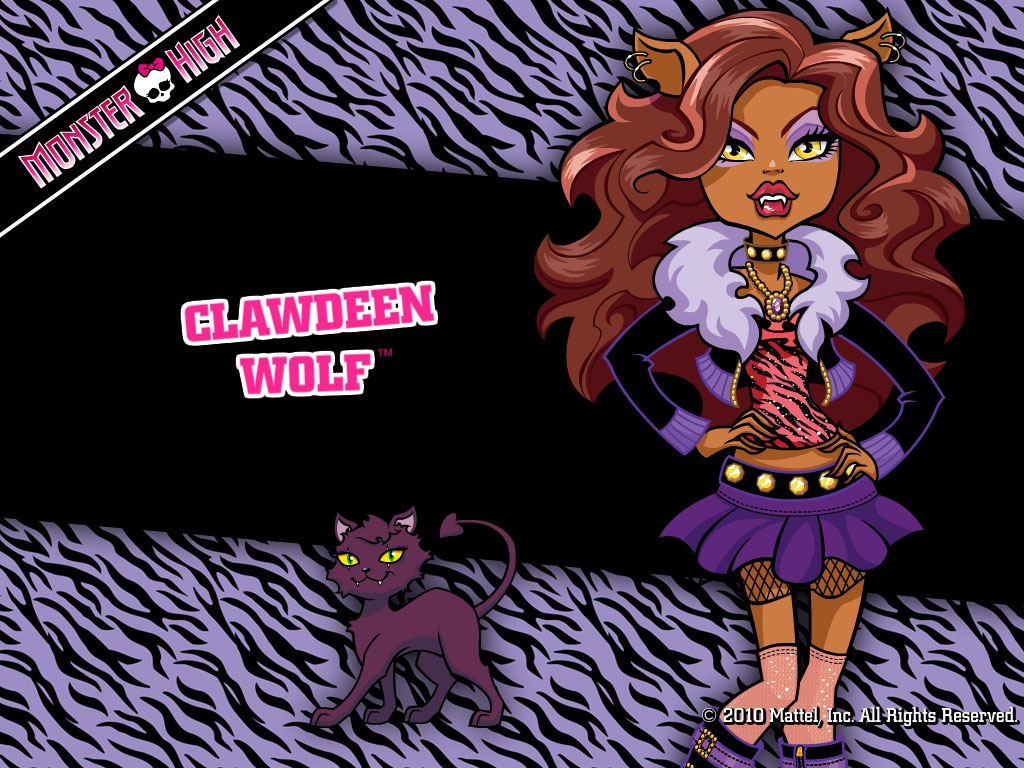 clawdeen wallpaper