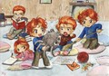 cute weasleys! - weasleys photo