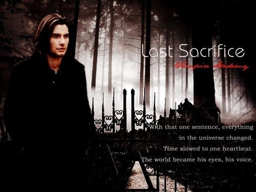 Vampire Academy wallpaper called dimitri belikov