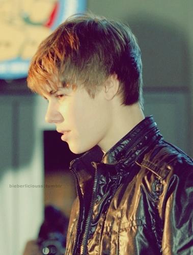 he's hot. (: