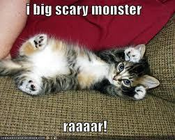 i big scary monster