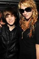 jb and ke$ha