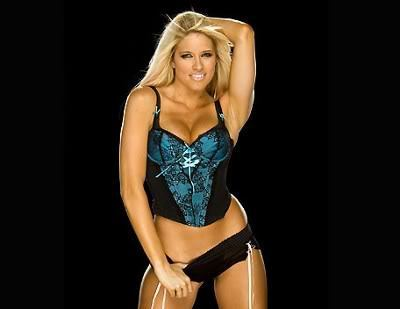 Звезды WWE Обои possibly with a bustier, attractiveness, and a maillot called kelly kelly