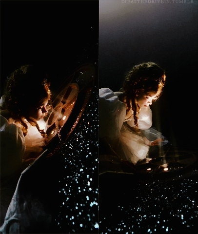 Riselle(Robert/Giselle) Enchanted wallpaper probably containing a concert and a fire called moving Enchanted pictures