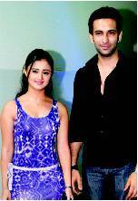 nandish and rashmi - indian-television photo