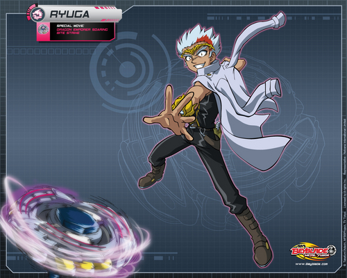 Beyblade Metal Fusion achtergrond probably containing anime entitled rayuga