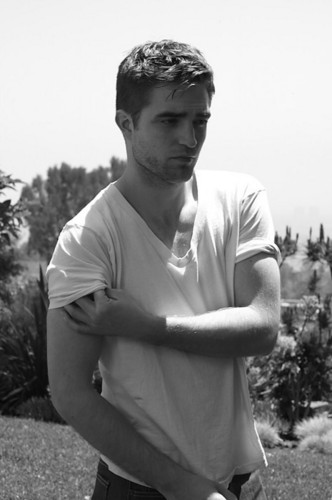 rob's black & white photoshoot