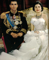 soraya wedding - princess-soraya-esfandiary-bakhtiari photo