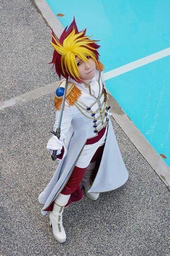 سٹار, ستارہ driver cosplay