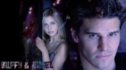 Sarah Michelle Gellar wallpaper possibly with a portrait entitled  AS BUFFY SUMMERS