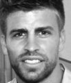 Gerard Piqué has perfect teeth !