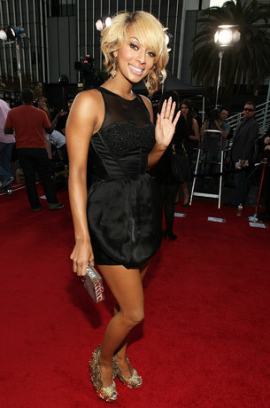 Keri Hilson - 2011 Critics Choice Awards