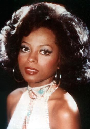 Diana Ross wallpaper containing a portrait called ~MAHOGANY~