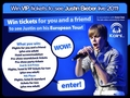 Make an account on http://www.koiniclub.com/ref/C-10-80122186 and u can win Justin Bieber VIP TICK - justin-bieber photo