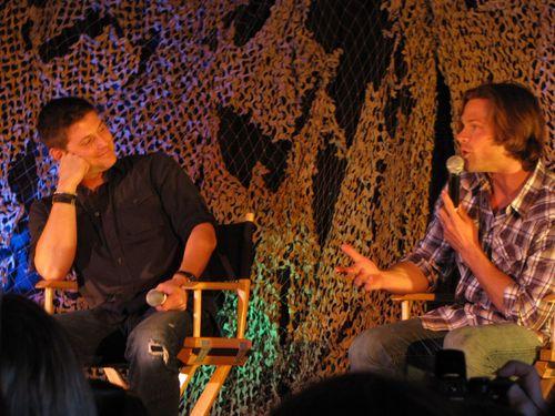 2010 - The Salute To অতিপ্রাকৃতিক LA Convention