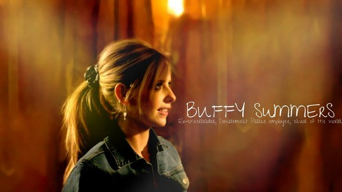 AS BUFFY SUMMERS~