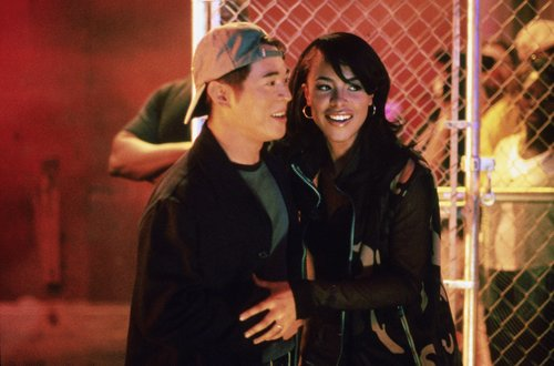 aaliyah as Trish O'Day - Romeo Must Die