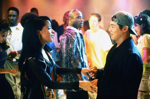 アリーヤ as Trish O'Day - Romeo Must Die