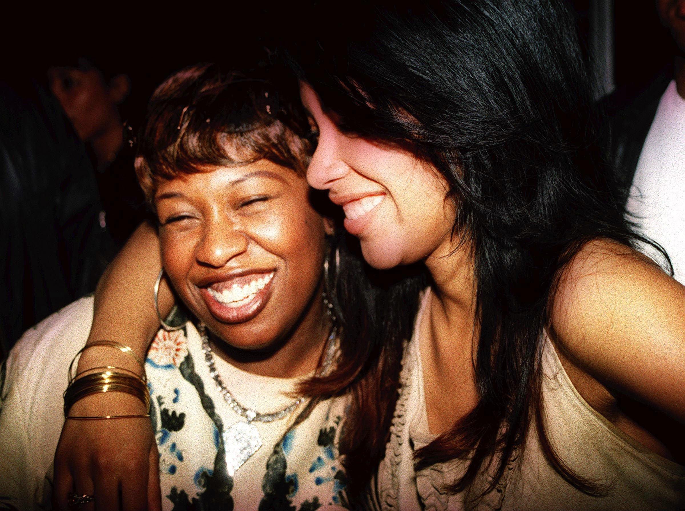 timbaland and aaliyah relationship to gladys