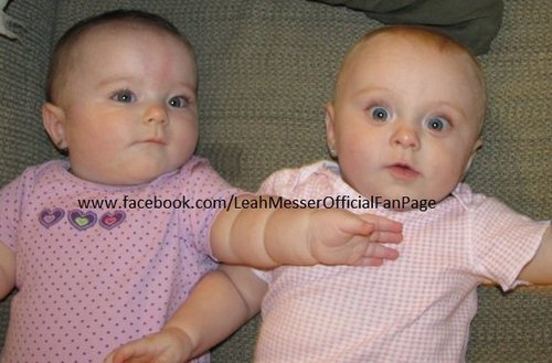 Leah Messer Images Aliannah And Aleeah Wallpaper And