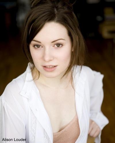 Alison Louder (a.k.a Josh's sister Emily)