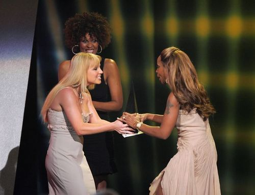 American 음악 Awards,L.A,2006