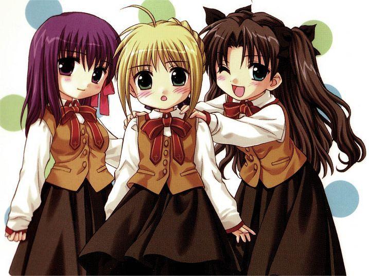 Anime kids Anime kids