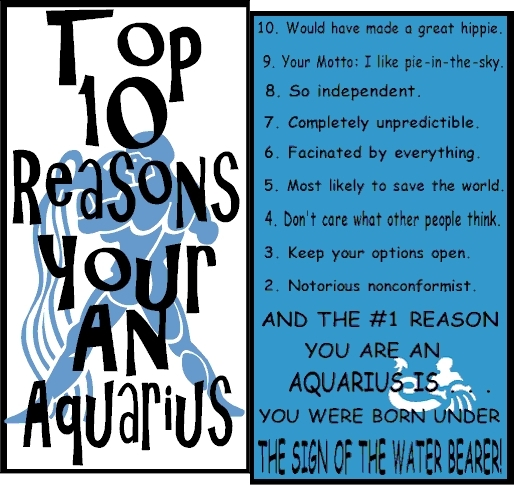 all about aquarius astrology