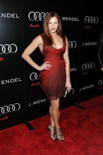 Audi and J. Mendel's Kick Off Celebration of Golden Globe Week 2011 - January 9, 2011