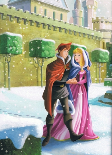 Princess Aurora wallpaper with a street and a well dressed person called Aurora and Phillip