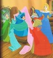 Aurora and the Fairies