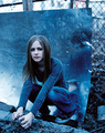 Avril Lavigne - Photoshoot #002: Complicated promo (2002)