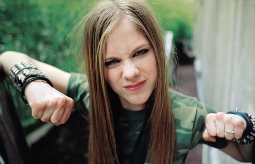 Avril Lavigne - Photoshoot #005: Xavier Popy (2002)