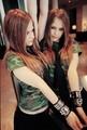 Avril Lavigne - Photoshoot #005: Xavier Popy (2002)