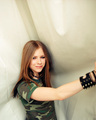 Avril Lavigne - Photoshoot #009: Chris Buck (2002)