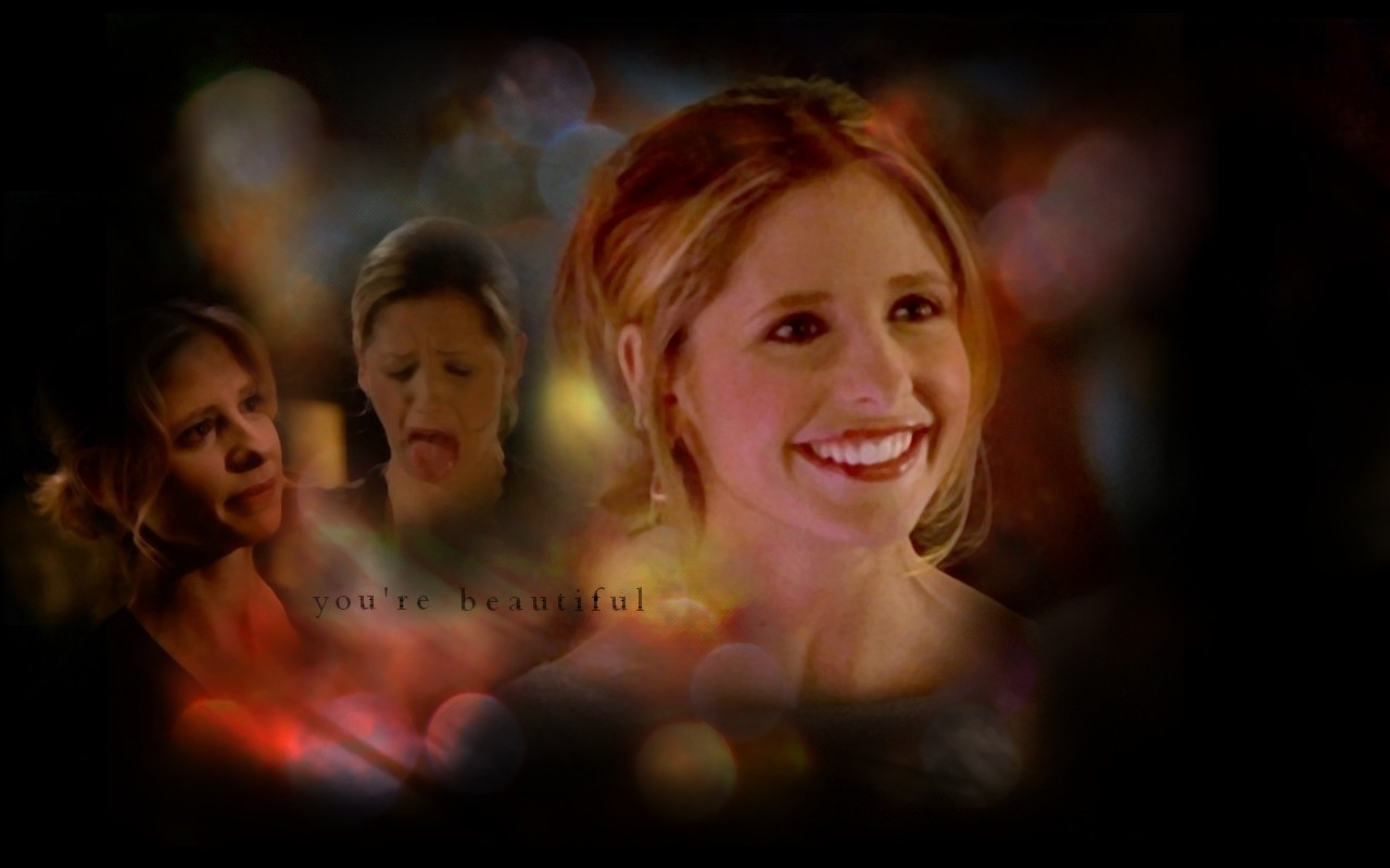 Buffy Summers Images Buffy Summers Hd Wallpaper And Background