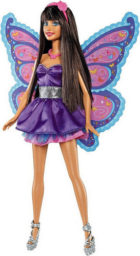 Barbie A Fairy Secret- Raquelle doll!