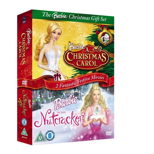 Barbie Christmas DVD Box Set