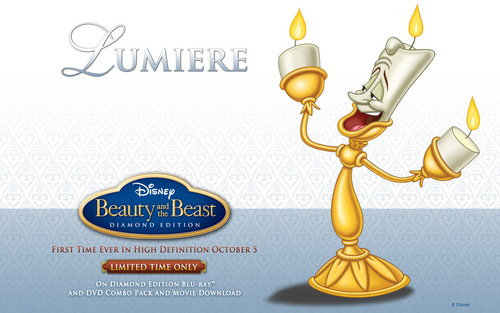 Beauty and the Beast wallpaper called Beauty and the Beast Wallpaper