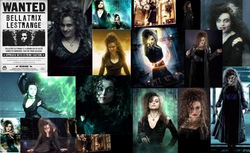 Bellatrix karatasi la kupamba ukuta