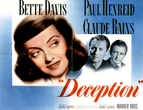 "Bette in ""Deception"""